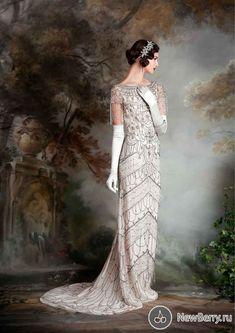 Wedding dress, Eliza Jane Howell 2015