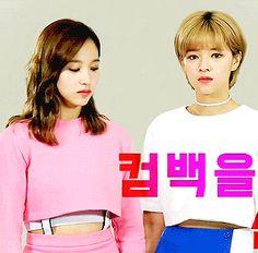 All Twice's otp Twice Jungyeon, Twice Kpop, Nayeon, Kpop Girl Groups, Kpop Girls, Dahyun, Be A Nice Human, One In A Million, Korean Girl
