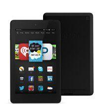 "Fire HD 6, 6"" HD Display, Wi-Fi, 8 GB - Includes Special Offers, Black"