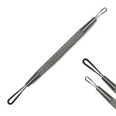 STAINLESS BLACKHEAD FACIAL ACNE SPOT PIMPLE REMOVER EXTRACTOR TOOL COMEDONE NEW
