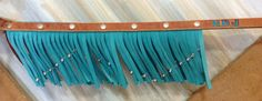www.ndjdesigns.com ndjdesigns@yahoo.com Wrangler Jeans, Horse Tack, Tassel Necklace, Bling, Unique, Leather, Jewelry, Design, Jewel