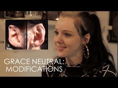 Sophie Eggleton interviews Grace Neutral on her body modifications