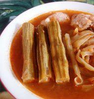 สูตรอาหาร วิธีทำอาหาร เมนูอาหาร อาหารไทย ต่างๆ มากมาย: วิธีทำแกงส้มมะรุม