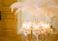 【結婚式】フェザーがテーマのウェディングアイデア