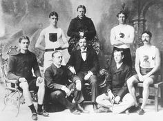U.S. Olympic Team (Athens - Greece - April 1896) [940x700] #HistoryPorn #history #retro http://ift.tt/23bIkEI