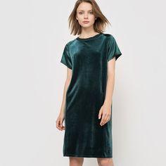 Other Image Velvet Evening Dress R essentiel