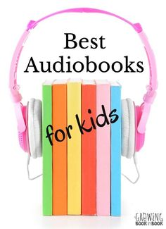 Best Audiobooks for Children - Kids Audio Books - ideas of Kids Audio Books - They very best audiobooks for children especially young new listeners. Here are our favorite titles that we have enjoyed on short and long trips in the car! Audio Books For Kids, Childrens Books, Literacy Skills, Literacy Activities, Best Audiobooks, Chapter Books, Travel With Kids, Book Lists, Good Books