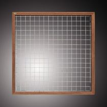 CarpGarant | 2040 | Draadscherm in kader hardhout | 180 x 180 cm