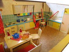 German 1960's Kitchen