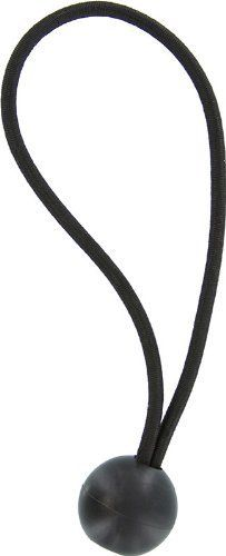 """SE Stretch Cord, Plastic Ball, Black, 6in. by SE. $2.98. Ball Bungie Elastic Cord, Functions : Used to Tie Down Tarps, Boat Covers, Canopies, Trunks, Fishing Poles etc, Use: Multipurpose, Material : Natural Rubber , Polypropylene Cover, Nylon Ball, Color : Black, Length : 6"""", Thickness : 4MM."""