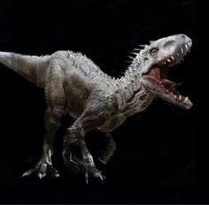 Indominus Rex she's beautiful I can't wait for this movie to come out already