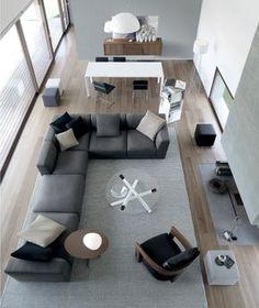 lounge glazing and flooring