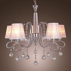candelabros+de+cristal+modernos+con+5+luces+blancas+–+EUR+€+166.12