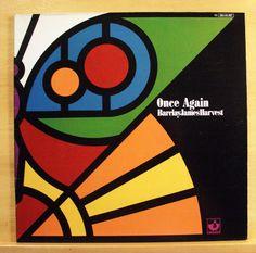 BJH - BARCLAY JAMES HARVEST - Once again - Vinyl LP - Mockingbird Song for Dying