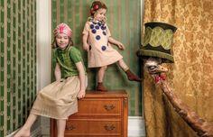 "SÉRIE MODE : ""Grand hôtel örnsköld"" | MilK - Le magazine de mode enfant"