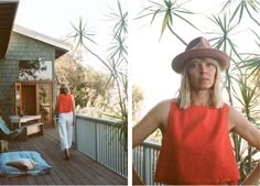 Jesse Kamm | Apiece Apart Woman