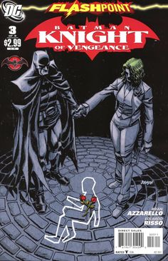 Flashpoint: Batman Knight of Vengeance (DC, 2011) #3 (of 3)