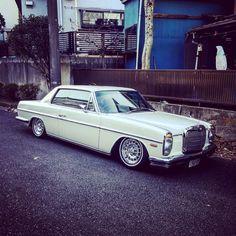 #44motoring  #mercedes  #benz  #w114  #w114coupe  #w114outlaw  #w115  #w115coupe  #w115club  #w114club
