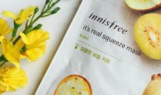 Today I'm going to share my experience with the Innisfree Kiwi It's Real Squeeze Mask ( whats so Korean about kiwi though) :p #innisfree #kiwi #sheetmask #skincareInnisfree Kiwi It's Real Squeeze Mask Review https://www.glossypolish.com/innisfree-its-real-squeeze-mask-kiwi-review/