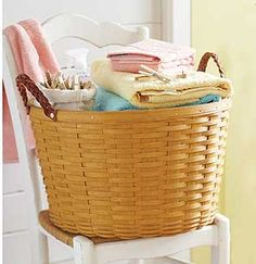 So many uses...but one of my favorites is filled with ice and used as a beverage station.  Everyday use is for LAUNDRY!!