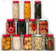 Cocina y Corre: Como Elaborar conservas caseras