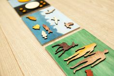 Godly Play Creation Cards by MontessoriHandmade on Etsy
