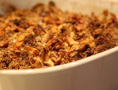 Nellie's Apple Crisp - Primal Palate | Paleo Recipes