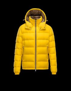 Köpa moncler YELLOW