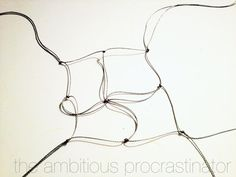 the ambitious procrastinator: Pinspired By: Macramé Plant Hangers