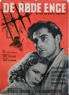 De røde enge (1945) Om modstandsbevægelsen.