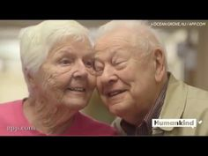 Elderly Couple Finds Love in Their 90s | Spirituality - BabaMail