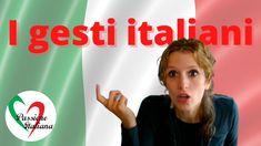 Italian Hand Gestures, Italian Lifestyle, Italian Language, Learning Italian, Italian Recipes, Italian Lessons, Grammar Book, Main Theme, Education