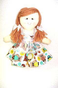 Bonecas de Pano! Ideal para enfeitar sua mesa de decoração provençal!  Mais modelos em:  http://www.elo7.com.br/minigente