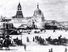 Фотографии старой Москвы в высоком разрешении. Часть 1. Обсуждение на LiveInternet - Российский Сервис Онлайн-Дневников