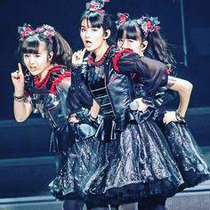 Happy Moa-Monday~!!!! <333333333 #babymetal #heavymetal #jpop #kawaiigirljapan #amuse #idol #moametal #sumetal #yuimetal #foxgod #guitarist