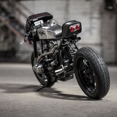 Ed Turner is the alias of French motorcycle builder Karl Renoult - because his machines turn heads. Just check out this remarkable BMW R65 custom.