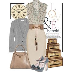 gray and taupe