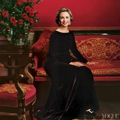 First Lady's in Vogue | Hillary Clinton