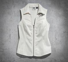 Women's Genuine Wings Sleeveless Shirt