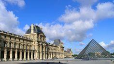 Le Musée du Louvre, 75058 Paris #museum #Louvre #Charabia #Paris