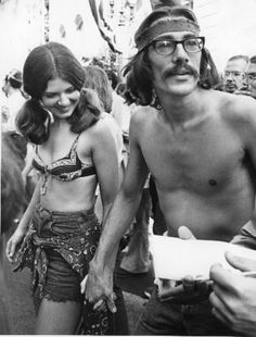 29 Signs you were raised by hippies: You are always grateful that your parents taught you to love yourself for who you are...