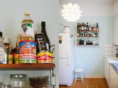 Love this kitchen // by hildagrahnat, via Flickr