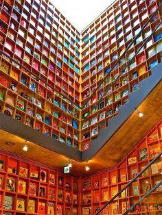 Iwaki Museum of Picture Books for Children, Japan