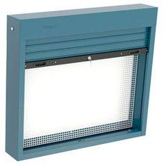 Armario para banco de trabajo fijo HECO 100 x 90 cm (ancho x alto)