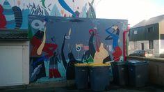 Bd. Verdun #streetart #grafitti #tag