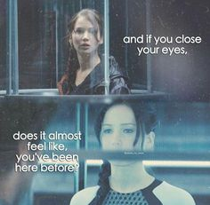 Katniss Everdeen // The Hunger Games // THG