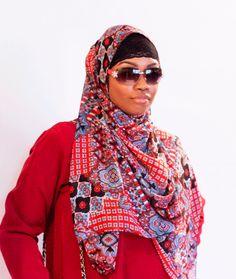Rectangular Yoryu Chiffon Hijab - $10.00