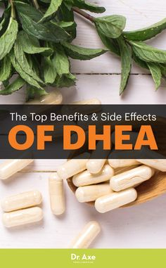 The truth we all (men and women) naturally create DHEA in our bodies—the hormone plays a role in more than 150 different metabolic functions.