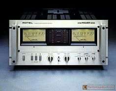 Rotel RB-5000 amplifier