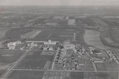 Aerial of the University of Manitoba